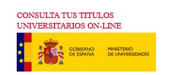 Consulta títulos universitarios españa